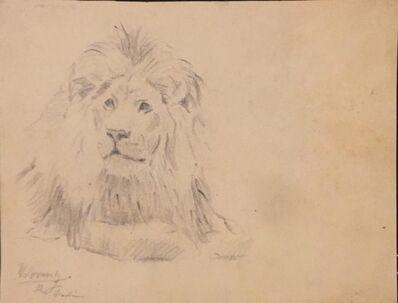 Wilhelm Lorenz, 'Lion', 1932