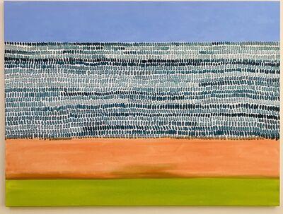 Jan Book, 'My Backyard # 3 ( Artist Gone Crazy) ', 2020