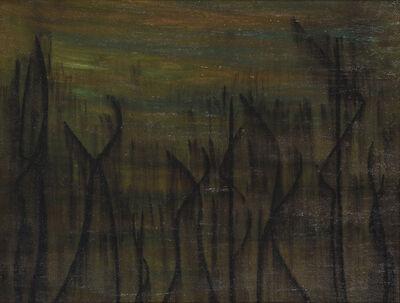 Alice Rahon, 'Composition Surréaliste', circa 1955-1957