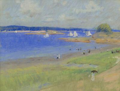Theodore Wendel, 'Gloucester Harbor, Massachusetts', 1894