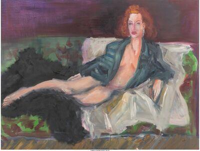 Rainer Fetting, 'Elizabeth', 1988