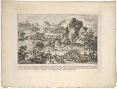 Isidore-Stanislaus-Henri Helman, 'L'empereur va visiter les tombeaux de ses ancˆtres', 1788