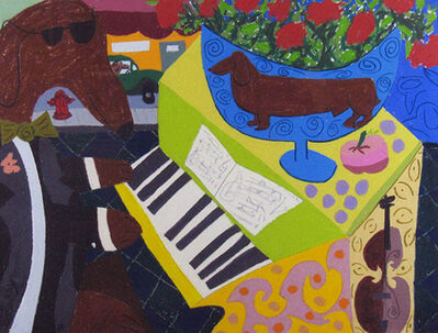 Michael Judy, 'Petee's Piano', ca. 2000