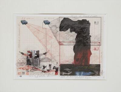 Andrei Molodkin, 'Le rouge at le noir - N.9', 2009