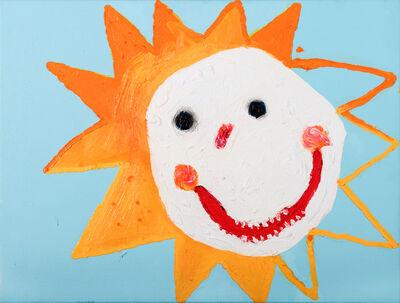 Bel Fullana, 'Mr. Sun Watching the Girls', 2015