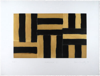 Sean Scully, 'Durango 2', 1991