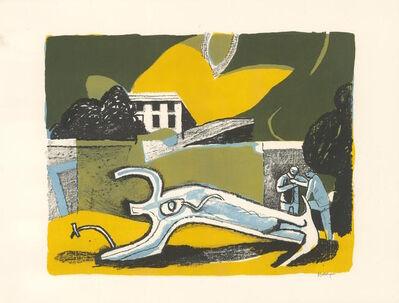 Keith Vaughan, 'The Walled Garden', 1951