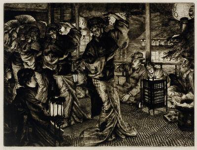James Jacques-Joseph Tissot, 'L'enfant prodigue: en pays etranger (The Prodigal Son: In Foreign Climes)', 1881