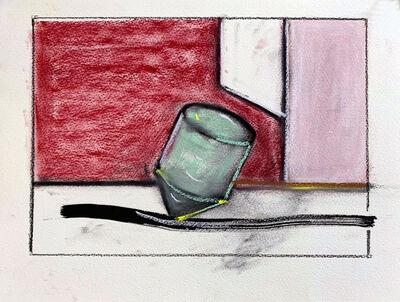 Peter Ashton Jones, 'The Green Spinning Top', 2020