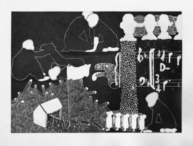 Kemang Wa Lehulere, 'Unknown Poem', 2018