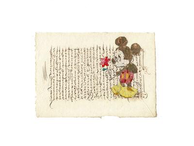 Fernando Alday, 'Mickey Collage #18', 2017