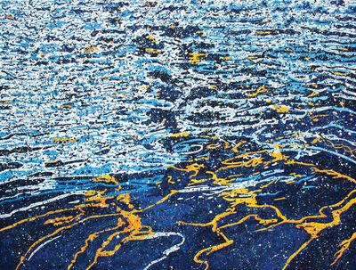 Oenone Hammersley, 'Water Refraction', 2018