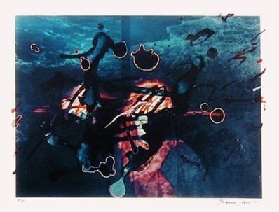 Rebecca Horn, 'Zenith of the Ocean II', 2007