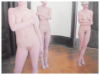 Vanessa Beecroft, 'VB 36, Galerie fur Zeitgenossische Kunst, Leipzig, Germany', 1998