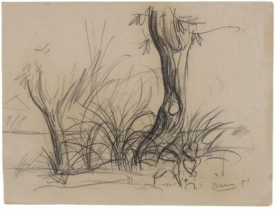 Antonio Berni, 'Sin Título (Paraje del Río Areco, San Antonio de Areco)', 1915