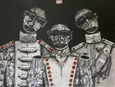 Kent Richardt, 'Brothers in Arms XV', 2019