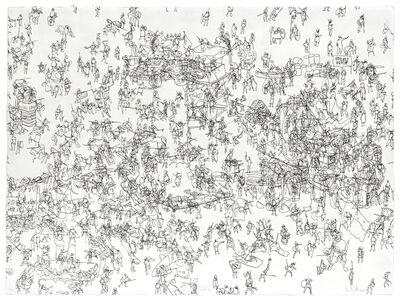 Pierre Durette, 'Babel 16', 2010