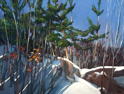 Philip Craig, 'Snow Pines'