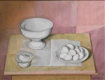 Gustavo Montoya, 'Bodegon Huevos or Huevos en Agua'