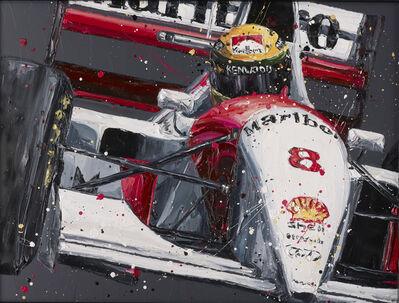 Paul Oz, 'Senna McLaren', 2015
