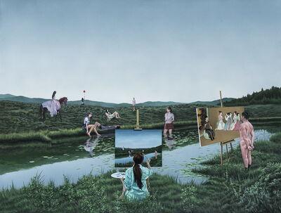 Tamen 他们, 'Seven Faries', 2015