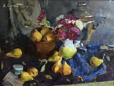 Sergey Kovalenko, 'Atelier Still Life ', 2018