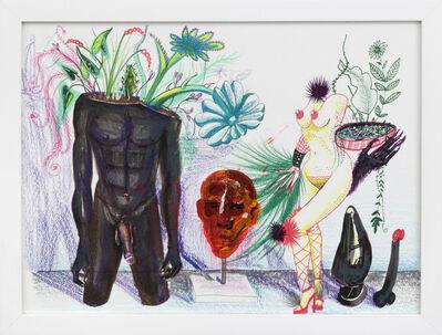 Dalton Gata, 'Los jardineros', 2017
