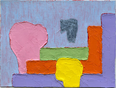 Jonathan Lasker, 'Untitled', 2015
