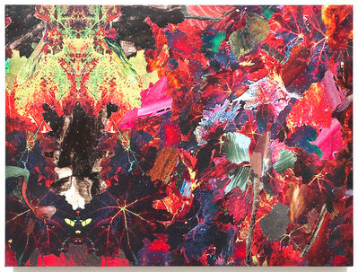 Tony Berlant, 'Vanishing Point', 2010