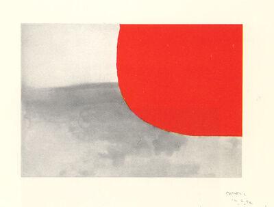 Alfons Borrell, 'Paisatge 2', 1992