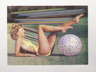 Silvina Arismendi, 'Girl with Ball', 2015