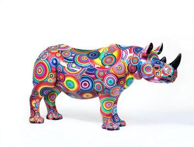 Rob and Nick Carter, 'Spectrum Rhino, 2018', 2018