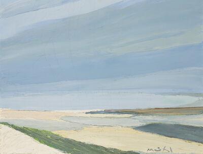 Roger Muhl, 'Sable Blanc'