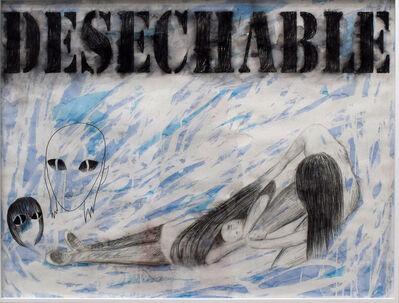 Wilson Diaz, 'Desechable', 2018