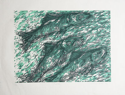 Ellena Olsen, 'Lachse / Salmon', 1992