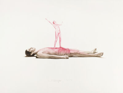 Hans Aichinger, 'untitled', 2017