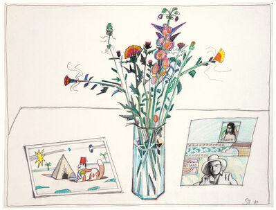 Saul Steinberg, 'Untitled', 1989
