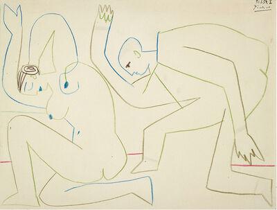 Pablo Picasso, 'La répétition ', 1954