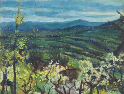 Gerardo Dottori, 'Primavera umbra'