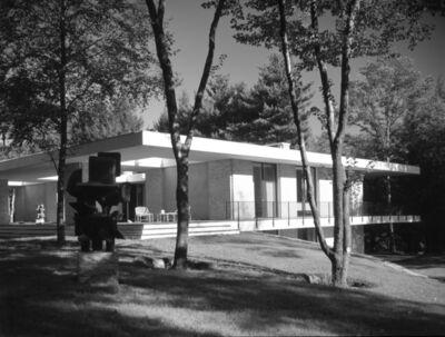 Pedro E. Guerrero, 'Day House, New Canaan, CT (John Black Lee, Architect)', 1966