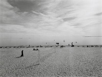 Harry Callahan, 'Cape Cod (volleyball net)', 1972