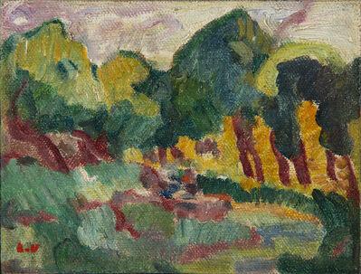 Louis Valtat, 'Le ruisseau', 1908