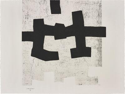Eduardo Chillida, 'Aldikatu I', 1972