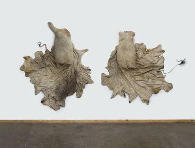 Nandipha Mntambo, 'Conversation: The Beginning of Forever', 2015