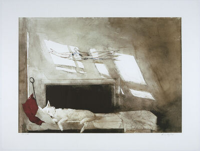 Andrew Wyeth, 'Southern Comfort'