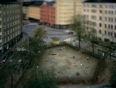 Miklos Gaál, 'Dog Park', 2006