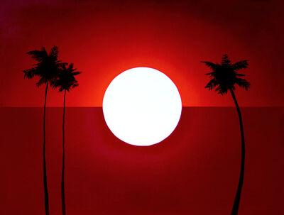 Wouter van der Laan, 'Miami Sunset', 2015