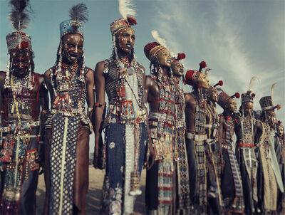Jimmy Nelson, 'XXVIII 1, Wodaabe, Gerewol, Chad '