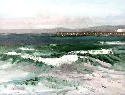 Terry Fenton, 'Double Duty, James Bay, Victoria', 2012