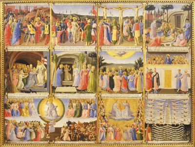 Fra Angelico, 'Armadio degli Argenti ', 1450-1452